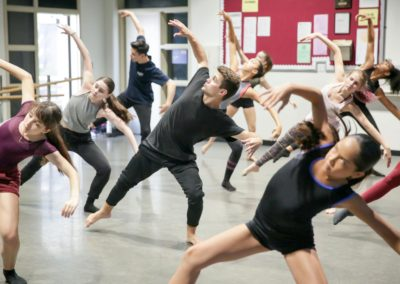 MASTER CLASS WITH PARSONS DANCE COMPANY9-28-19