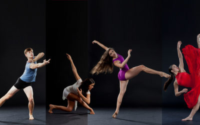 Laguna Dance Festival Performances at Dawson Cole Fine Art Gallery Thursday, May 4th