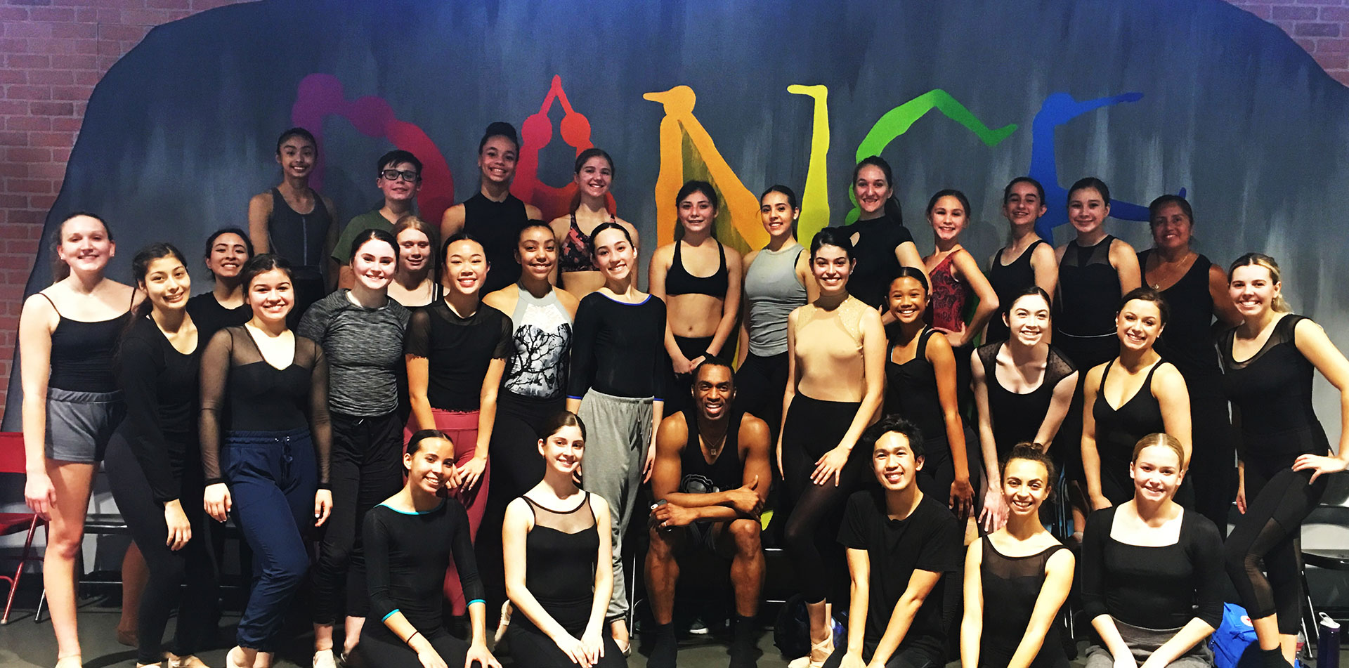 SUMMER DANCE INTENSIVE 6-25 TO 6-29 | Laguna Dance Festival