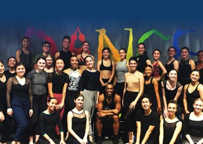 WINTER DANCE INTENSIVE: 12/5 & 6 and 12/12 & 13