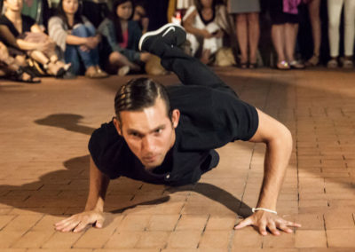 ART WALK 3-1-18 USC KAUFMAN SCHOOL OF DANCE