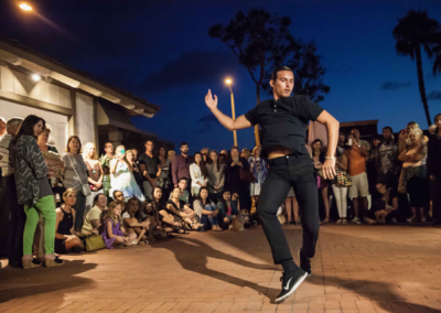 ART WALK 9-6-18USC KAUFMAN SCHOOL OF DANCE