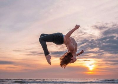 DANCING SOLO TOGETHER8-20-20featuring Stephanie Dai, Trevor Daw and Paulo Hernandez-Farella