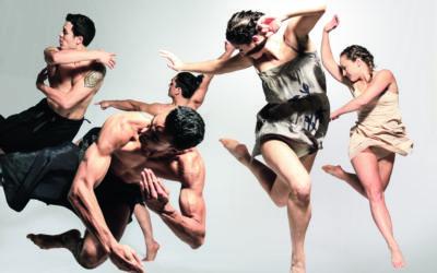 Laguna Dance Festival presents New Zealand's  Black Grace at Neighborhood Church on Nov. 10